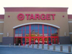 storefront for Target
